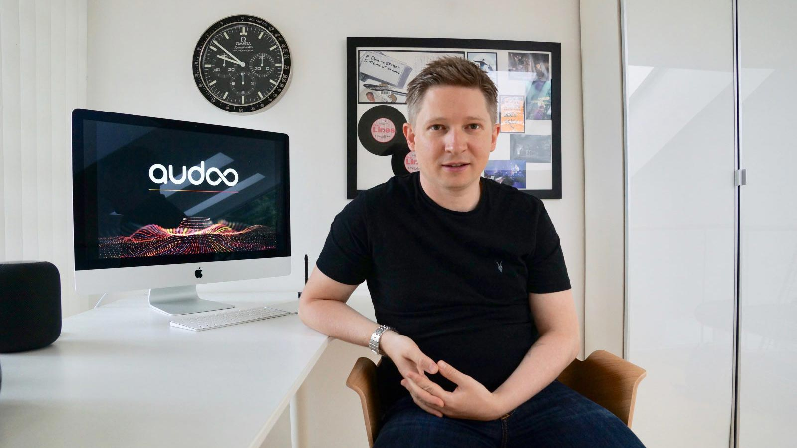 Meet the CEO: Ryan Edwards, CEO of Audoo