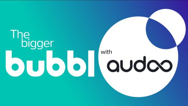 The Bigger Bubbl with Chris Herbert of Audoo