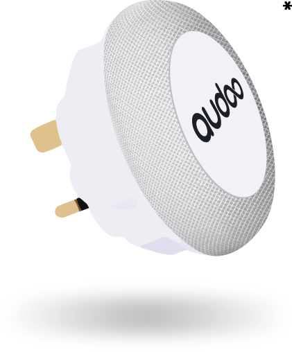 audoo device illustration